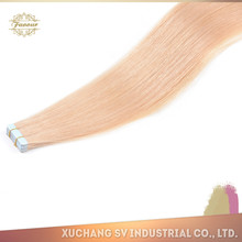 Popular Style Blond Color Best Quality European Hair