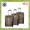 Snake Skin High-end PU Leather External Wheels Trolley Luggage