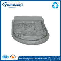 factory wholesale plastic pp frozen food tray