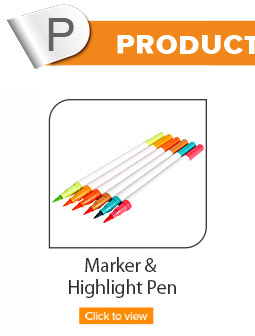 Fineliner Tip dual watercolor brush pen highlighter marker fineliner pen