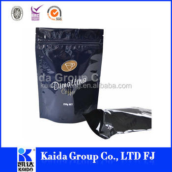promotion coffee packaging bag