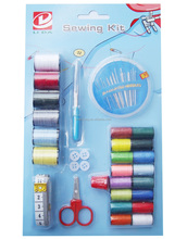 Eco-friendly complete portable mini sewing kits