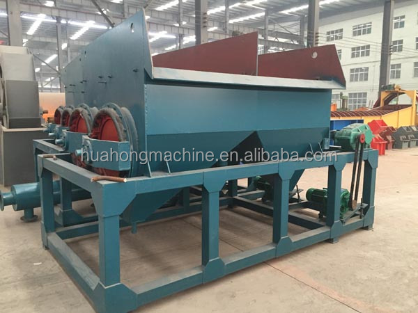 Metal Jig Machine for Gold Separating