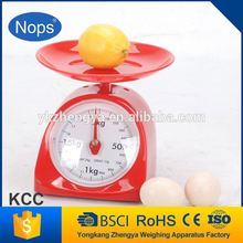 Vegetable and Fruits Multihead Combination kitchen scale
