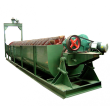 High Weir Type Spiral Sand Classifier For Mineral Ore Pulp Size Classification