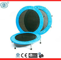 New 32-Inch Mini Band Bounce Body Toning Trampoline