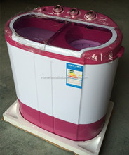 Washing machine factory products