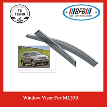 Window Visor /Vent visor for BENZ ML350