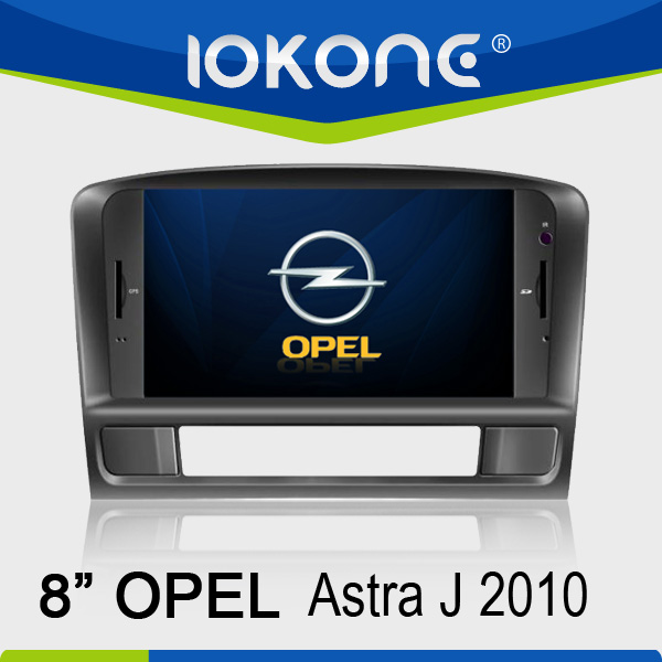 BT phonebook function Touch screen 2 din Car DVD GPS for Opel Astra J 2010