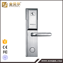 High Security Hotel Door Key Card Locks,RFID Hotel Door Lock