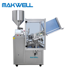Toothpaste Machine,Toothpaste Aluminum Tube Filling And Sealing Machine