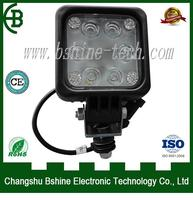 LED Working light for agricultural machinery