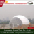 Large economic steel frame geodesic dome tent for rent