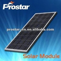 150w high convertion rate solar panel