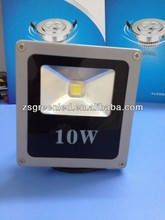 high quality 10W Outdoor CE RoHS approved IP65 10w Outdoor plaza Lighting/led flood light