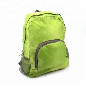Lightweight Packable Water Resistant Travel Hiking Foldable Backpack Collapsible Shoulder Bag