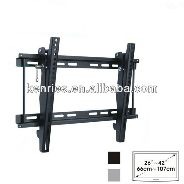 "Tilting VESA 400X400mm max loading 45 kg 26""~42"" LCD/LED/PDP bracket"