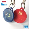 Waterproof durable printable RFID tags 13.56 MHz RFID NFC tags writable expocy NFC tags