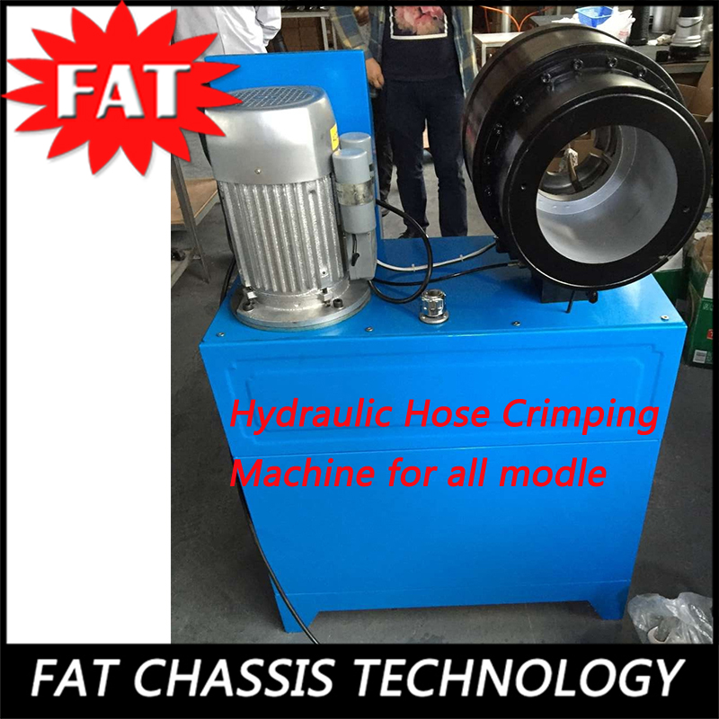 Hydraulic Hose Crimping Machine for all modle Air Suspension
