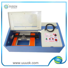 Photopolymer rubber stamp making machine