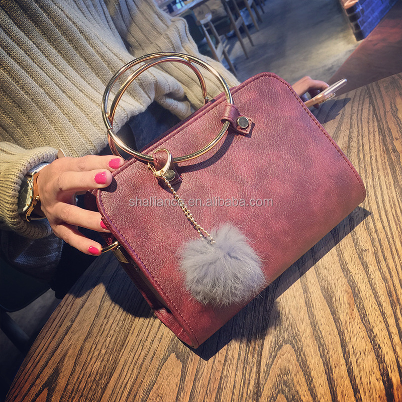 New Design Vintage Hot Sale Genuine Leather Lady Tote Bag Women Handbag Shouder Bags