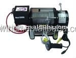 JW Heavy Duty Recovery winch-15000lb capacity with synthetic rope