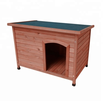 Wholesale Luxury Large Outdoor Wooden Dog House