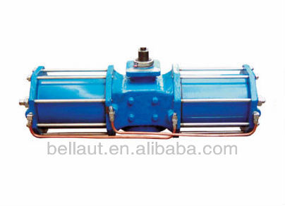 BAW double acting pneumatic, working double acting pneumatic cylinder