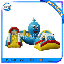 Inflatable toy, big inflatable fun city games