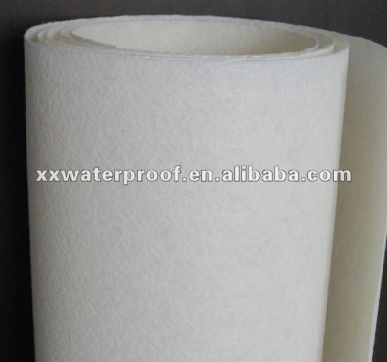 Factory price 2016 nonwoven spunbond polyester mat for APP/SBS waterproof membranes