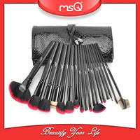 MSQ 18pcs synthetic cosmetic professional makeup brush set