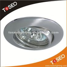 high quality aluminum halogen downlight