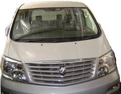 USE TOYOTA ALPHARD CAR