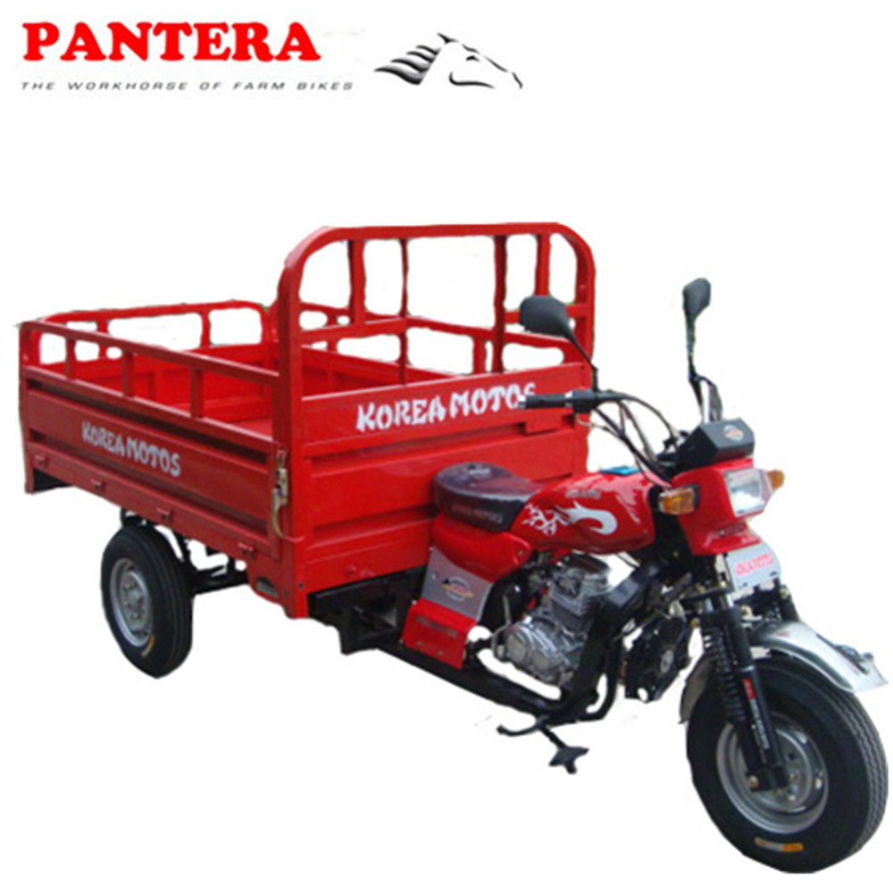 PT250ZH-12 Chinese Cheap Heavy Cargo Loading Three Wheel Motorcycle Chooper