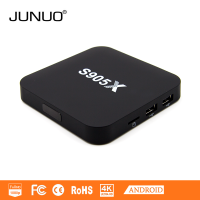 JUNUO 2016 New Type Bestseller 4k Android 6.0 google smart tv android box
