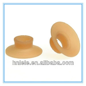 Silicone rubber sucker, suction cups,rubber sucker from china supplier