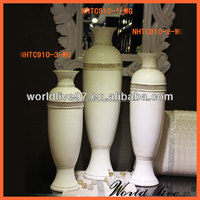 NHTC910-2-WG antique ceramic flower vases/ vase flower