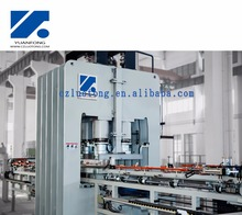 MDF/HDF/PB short cycle melamine laminated press machine /veneer hot press