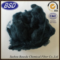 18D*65mm suzhou bausda polyester synthetic fiber