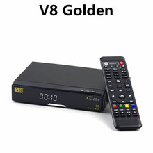 openbox V8 Golden+wifi adapter DVB-S2/T2/C Satellite Cable Receiver v8 golden IPTV Youtube cam cline replace openbox v8 pro