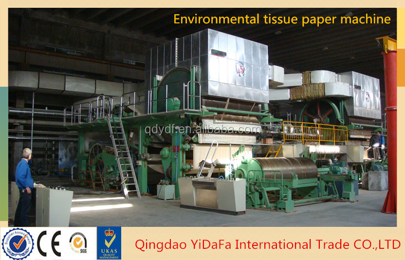 rubber/stone roll paper machinery