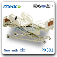 Three-function super low nursing bed,hospital furniture hospital bed parts PX301