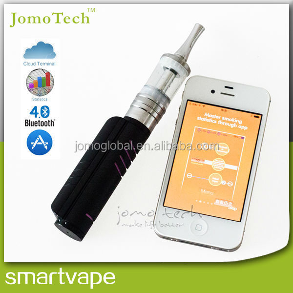 2014 newest!!! JOMO bluetooth e cigarette japan electronic cigarette high quality name brand cigarette