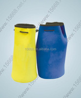 GR-B0179 good quality neoprene bottle holder with string open