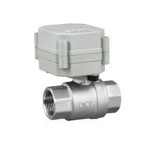 Electric Operated Water Flow Control Valve