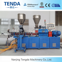 Hot Sale Plastic Film Extruder Machine for Recycling Pellet