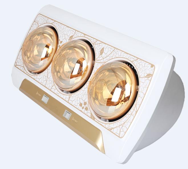 Wholesale heat lamps bathroom online buy best heat lamps - Infrared bathroom heaters wall mounted ...