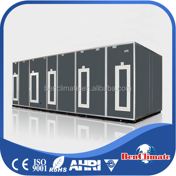 10 years HVAC manufacture,heat recovery wheel water cooling air handling unit