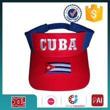 Professional Factory Cheap Wholesale Custom Design popular sun visor cap and hat from China manufacturer