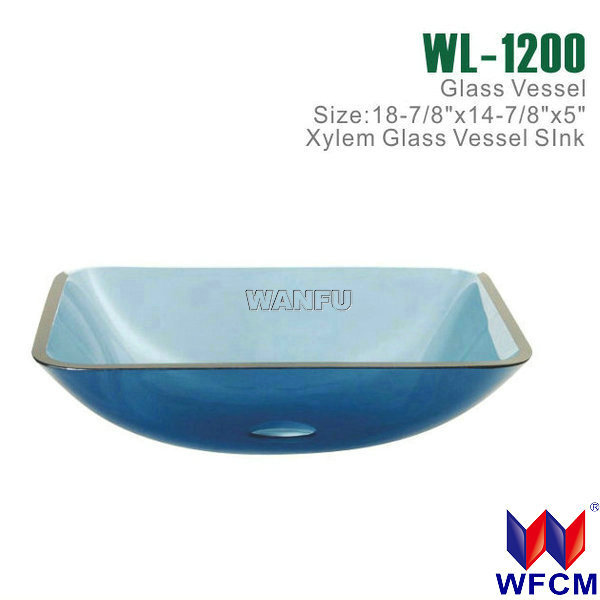 Above Mount Glass Vessel WL-1200